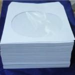 Vỏ hộp đĩa giấy trắng White-Paper-font-b-CD-b-font-DVD-Disc-Storage-Bag-font-b