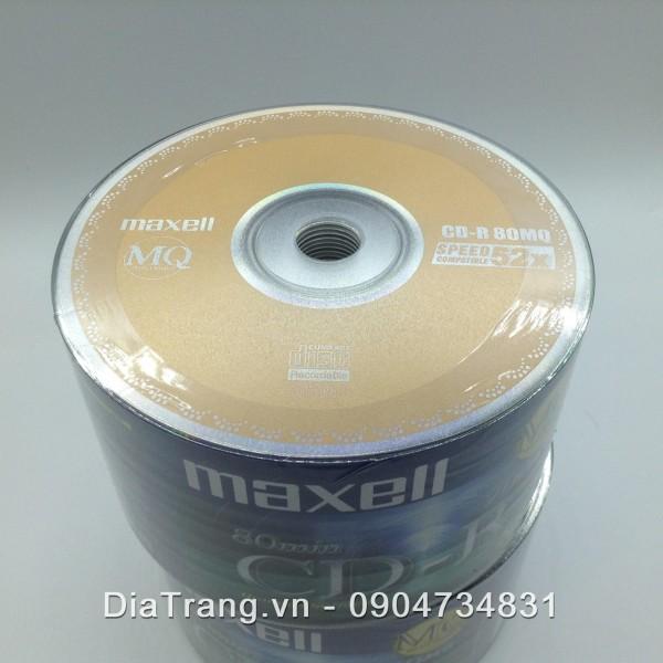 CD Maxell MQ