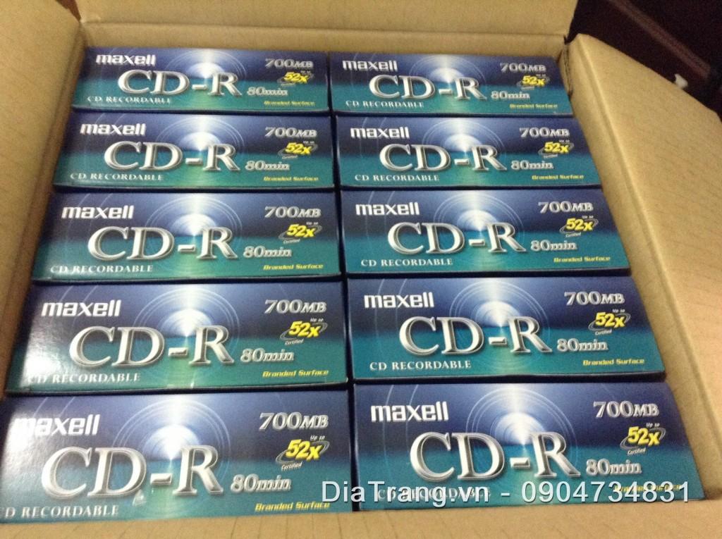 CD-R Maxell (5)