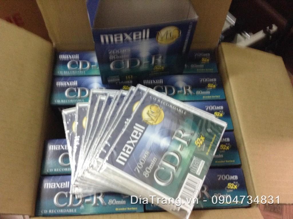CD-R Maxell (7)