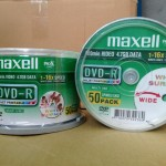 DVD Maxell in phun
