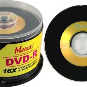 DVD Melody