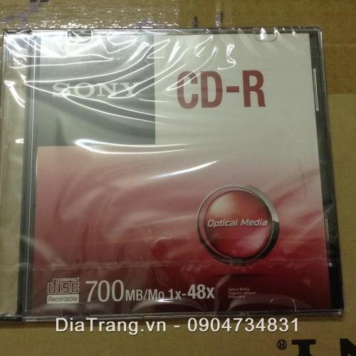 cd-r sony