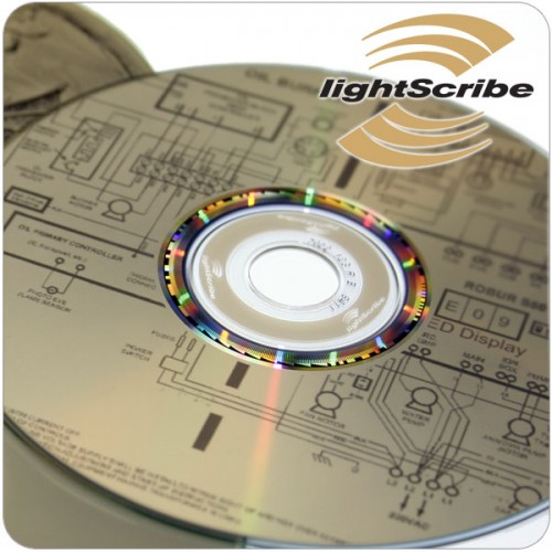 CD Lightscibe