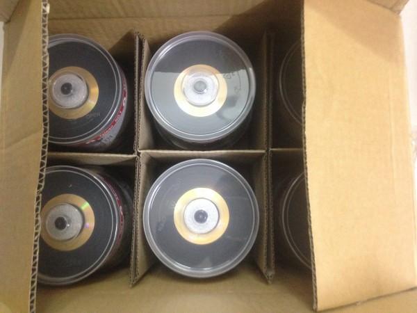 Đĩa CD-R Melody black lòng đen