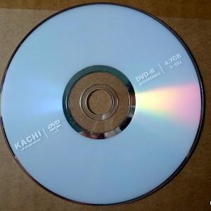 DVD-R Kachi chính hãng
