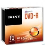 Đĩa DVD Sony hộp