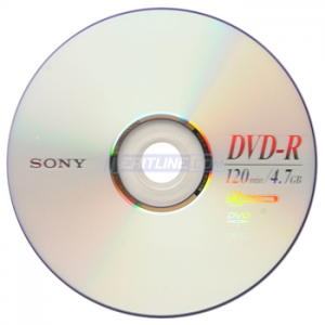 Đĩa DVD Sony chính hãng