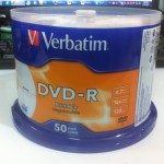 DVD-R Verbatim in phun, printable