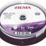 DVDR 8.5GB Sigma