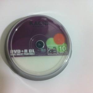 DVD9 Kachi chính hãng, printable