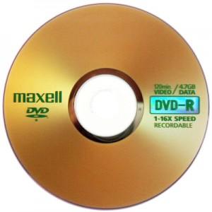 Đĩa DVD Maxell chính hãng