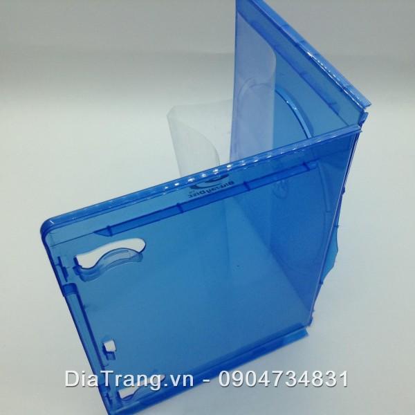 Vỏ hộp blu-ray mầu xanh