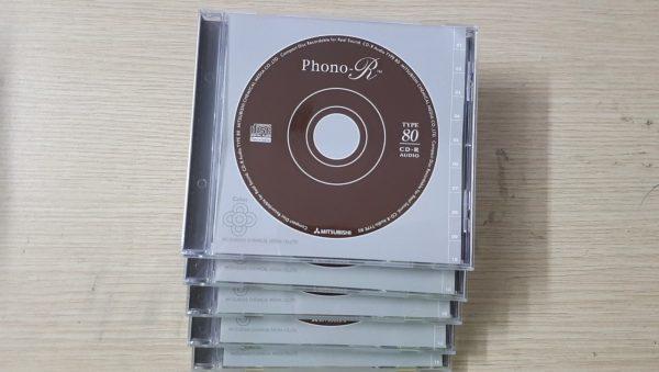 Vỏ đĩa phono mitsibishi