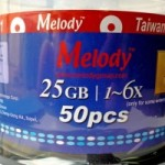 Đĩa Bluray 25GB