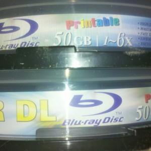 Đĩa Bluray 50GB