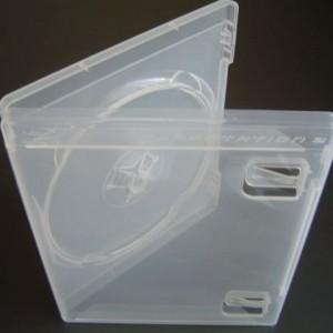 Vỏ hộp bluray trắng trong clear box