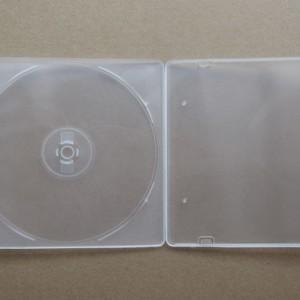 Vỏ hộp đĩa nhựa mềm trong