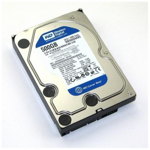 Ổ đĩa cứng 500GB máy ghi đĩa
