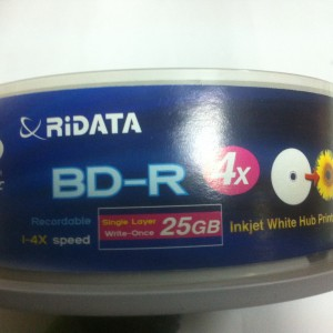 Đĩa Blu-ray 25GB