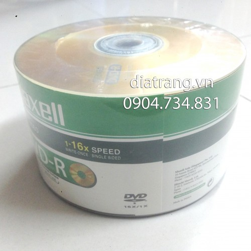dvd maxell indian2