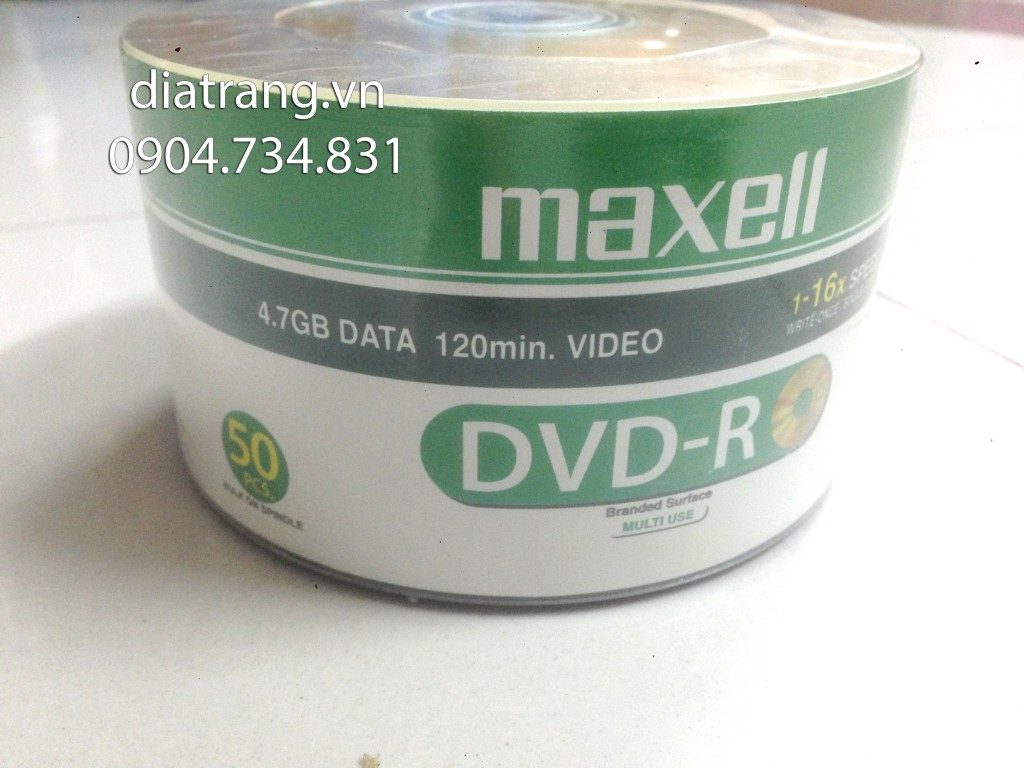 dvd maxell indian3