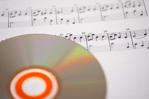 Đĩa CD ghi nhạc